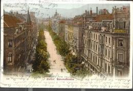 Zurich Bahnhofstrasse 1903 - ZH Zurich