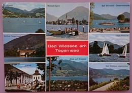 Bad Wiessee Am Tegernsee  - Multiview -  Vg  G3 - Tegernsee