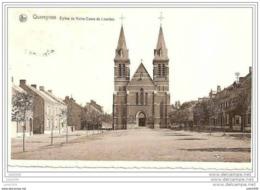 QUAREGNON ..-- Eglise De N - D . De Lourdes .1959 Vers GROS - FAYS ( Mme BODET - PETIT ) . Voir Verso . - Quaregnon