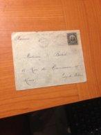 PANAMA - Lettre De Cristobal Pour La  France  1915   ( Port Offert ) - Panama