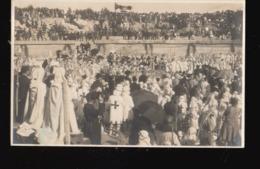 CPA061.....CARTE PHOTO CARTHAGE ....CONGRES EUCHARISTIQUE 1930 - Cameroun