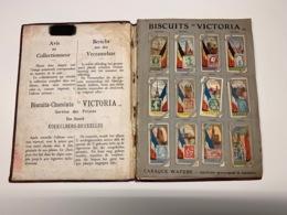 Album Chromo Chocolat Victoria 240 Chromos Complet - Victoria