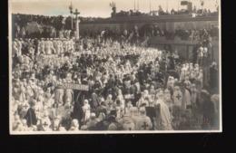 CPA062.....CARTE PHOTO CARTHAGE ....CONGRES EUCHARISTIQUE 1930 - Cameroun