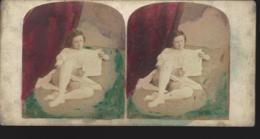 DOUBLE PHOTO  170*80  @ NU 17 @ - Nus Adultes (< 1960)