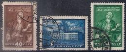 Russia 1949, Michel Nr 1311-13, Used - 1923-1991 UdSSR