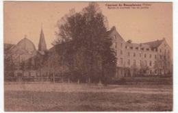 Sainte Ode - Tillet - Couvent De Beauplateau - Eglise Et Couvent Vue Du Jardin - Desaix - Sainte-Ode