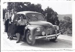 4CV - Cars