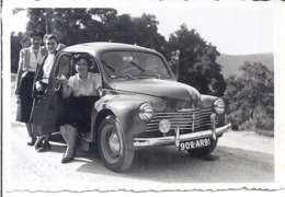 4CV - Auto's