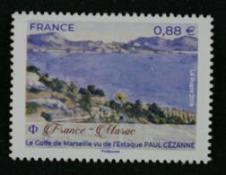 """5316 """"le Golfe De Marseille Vu De L'Estaque , Cezanne. - France"""