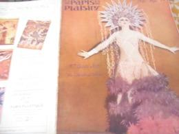 PARIS PLAISIRS 57 /CASINO PARIS/ROSERAY CAPELLA /PAVIS / MOULIN BLEU - Books, Magazines, Comics
