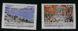 5316 Et 5317 Le Golfe De ¨Marseille Et  Oeuvre De Majorelle - France