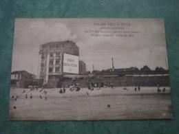 PALAIS BELLA-VISTA - Hôtel-Pension - 337,  Promenade Des Anglais - Cafés, Hotels, Restaurants