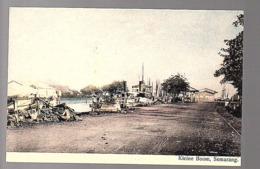 Netherlands Indies ± 1900 Kleine Boom Semaran  (20-15) - Indonesia