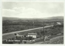 S.GIOVANNI VALDARNO - AUTOSTRADA DEL SOLE - NV     FG - Arezzo