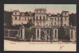 15955 Torino - Villa Regina Oggi Istituto Di Educazione Per Le Figlie Dei Militari F - Parcs & Jardins