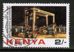 KENYA  Scott # 239 VF USED (Stamp Scan # 540) - Kenya (1963-...)