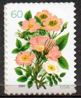 USA 2004 60¢ Flowers - United States