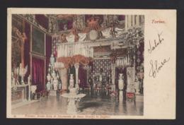 16001 Torino - Palazzo Reale - Sala Di Ricevimento Di Sua Maestà La Regina F - Palazzo Reale
