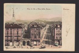 16002 Torino - Via Di Po E Via Della Zecca F - Italy