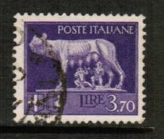 ITALY  Scott # 226A VF USED (Stamp Scan # 540) - 1900-44 Vittorio Emanuele III