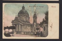 16008 Torino - Chiesa Reale Di Superga F - Churches