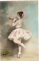 Femme Photo 774 Artiste 1900 Danse Tutu - Frauen