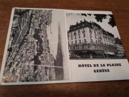 Postcard - Switzerland, Geneve    (V 34110) - GE Geneva