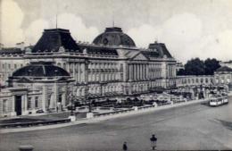 Bruxelles - Palais Du Roi - Formato Piccolo Viaggiata – E 13 - Belgio