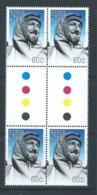 Australian Antarctic Territory 2012 60c Phillip Law Gutter Block Of 4 MNH - Unused Stamps