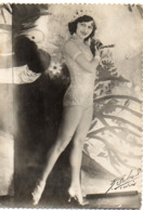 Femme Photo 780 Artiste 1900 Maillot, R Sobol Paris - Frauen