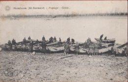 Hemixem Hemiksem Genie St Bernard Pontage Pontonniers Belgian Army Armee Belge Military Ponton Schelde Hermans Antwerpen - Hemiksem