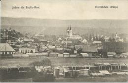 Romania - Vedere Din Toplita - Rom. Marosheviz Latkepe - Rumania