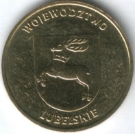 Poland Y 486 2 Zlote 2004 UNC Province - Wojewodztwo Lubelskie Deer - Pologne