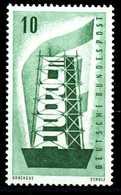 BRD 1956 Nr 241 Postfrisch S575B66 - BRD