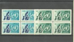 Iran 1953  SC#983-84   Block Set    MNH - Iran