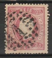 PORTUGAL 1870-80 YT N° 40 B Obl. - Oblitérés