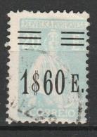PORTUGAL 1928-29 YT N° 490 Obl. - 1910-... République