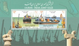 Iran 2018  Iran=India Joint Issue    MNH - Iran