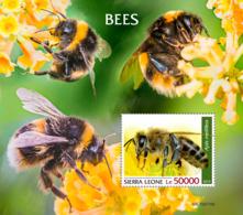 Sierra Leone 2019 Fauna  Bees S201908 - Sierra Leone (1961-...)