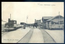 Cpa Du 22 Portrieux  La Gare  LZ132 - Saint-Quay-Portrieux