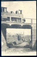 Cpa Du 22 Saint Quay -- Le Pont Du Tertre Au Pendu - Passage Du Train  LZ132 - Saint-Quay-Portrieux