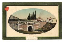 02874-LE-GRECE-LE PONT St. LAZARE-ZANTE - Griekenland