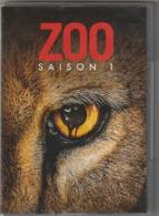 """DVD  """"  ZOO """"  4 Dvd   SERIE SAISON 1   Etat: TTB  Port 150 Gr - TV-Serien"""