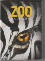 """DVD  """"  ZOO """"   4 Dvd  SERIE SAISON 2   Etat: TTB  Port 150 Gr - TV-Serien"""