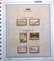 EUROPA CEPT - AÑO 1982 COMPLETO - NUEVOS * * 14 FOTOS - LEER COMENTARIO - Europa-CEPT
