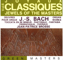 CD N°847 - JOYAUX CLASSIQUES - OEUVRES POUR ORGUE J.-S. BACH - VOL.6 - COMPILATION - Classical