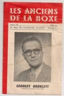 1960 REVUE DES ANCIENS DE LA BOXE / GEORGES BARKLETT  / BOXE BOXEUR E23 - Books