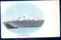 Cpa Des Etats Unis USA Oregon Portland -- Mt Hood   LZ133 - Portland