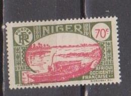 NIGER        N°  YVERT  :    78     NEUF AVEC  CHARNIERES      ( Ch 1/29  ) - Unused Stamps