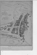 SETE (CETTE) : Nouveau Plan Général De La Ville - Sete (Cette)